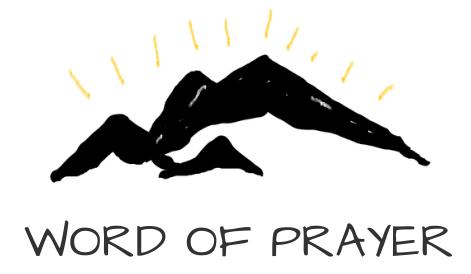 Word of Prayer