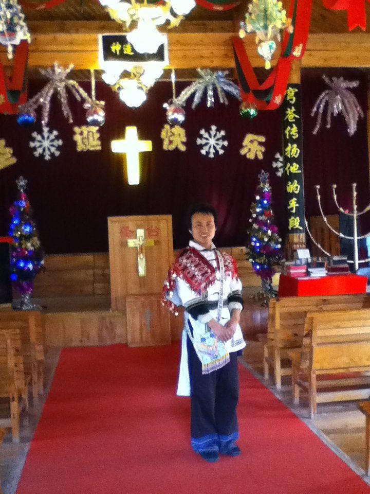 tribal Christian ethnic minority