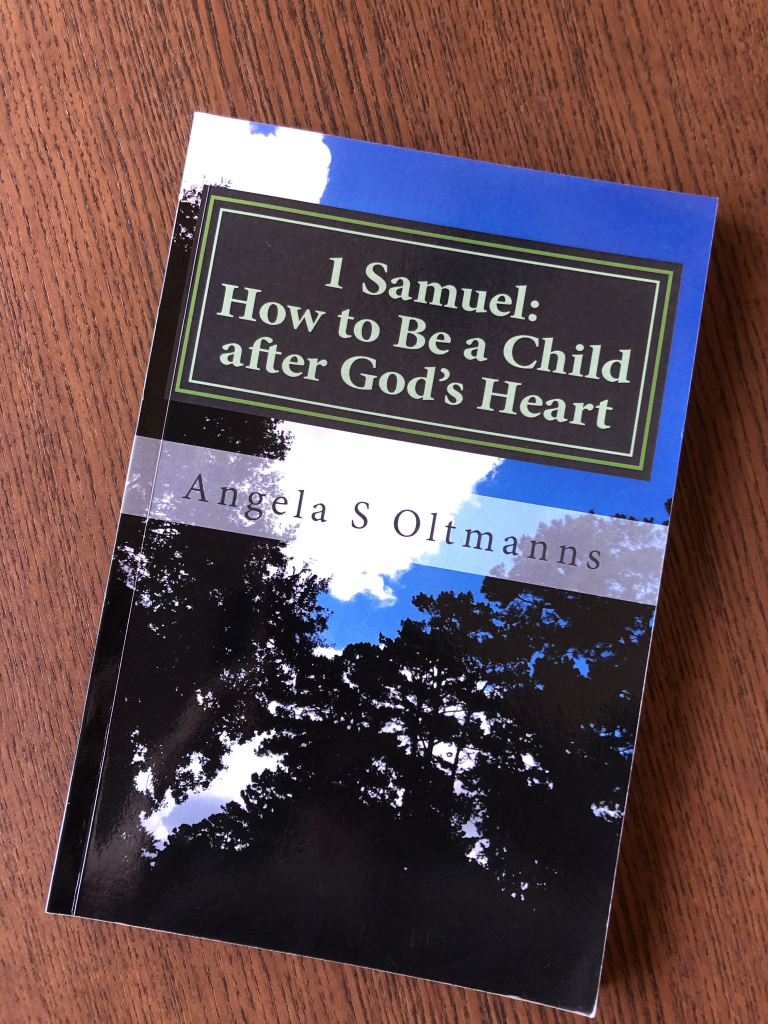 1 Samuel book